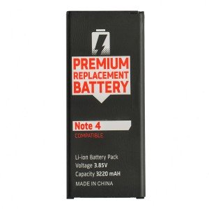 Battery for Galaxy Note 4