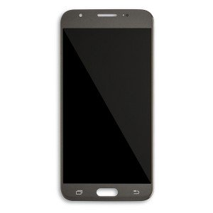 LCD Assembly for Galaxy J3 (J327) (OEM - Certified Refurbished) - Silver