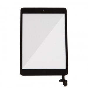 Digitizer (w/ IC Connector & Home Button) for iPad Mini / iPad Mini 2 (Prime) - Black