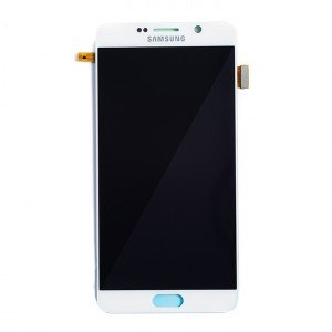LCD & Digitizer for Samsung Galaxy Note 5 (Prime - OEM) - White Pearl