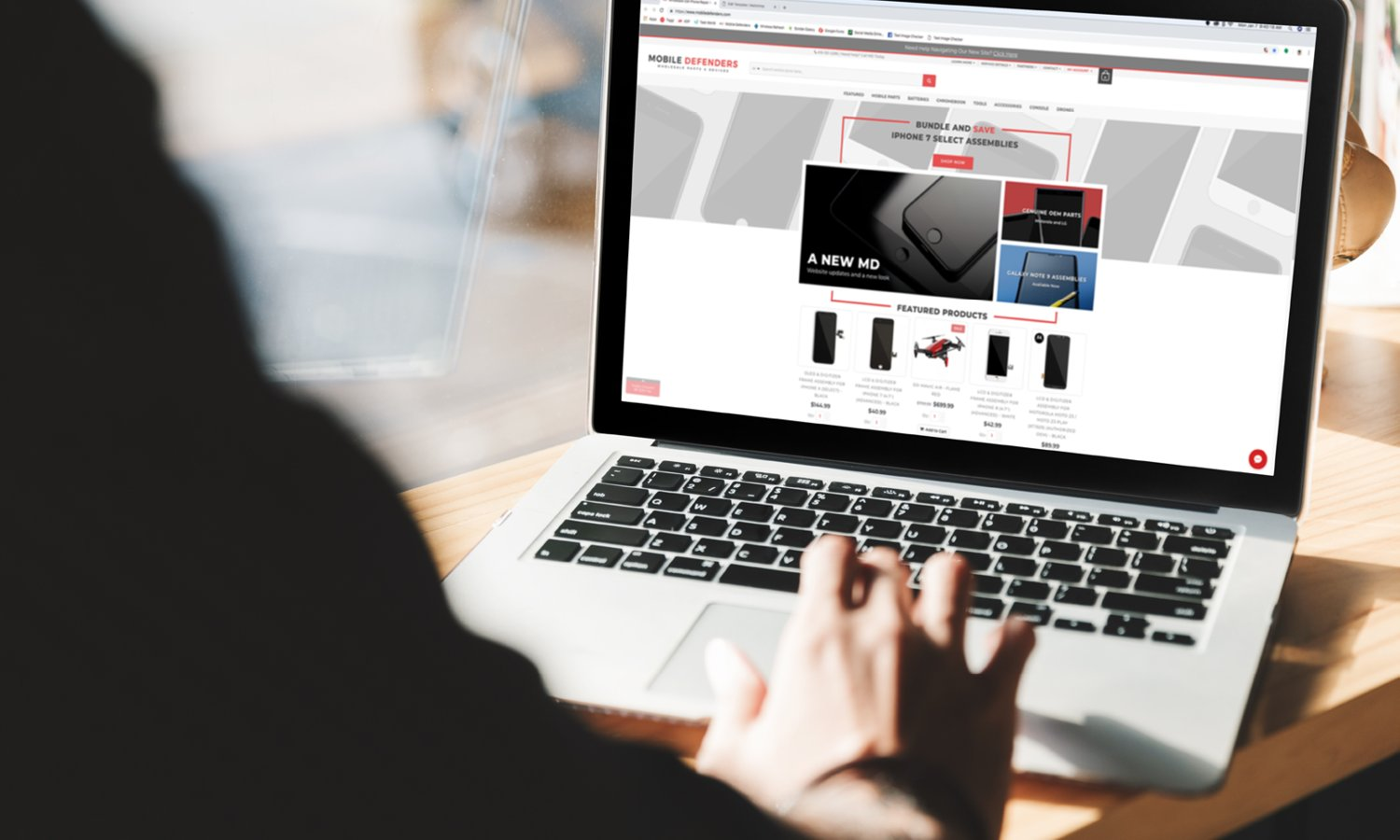 Walkthrough: How to Navigate our New Site